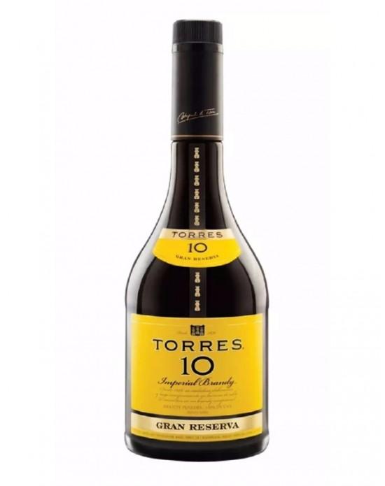 Brandy Torres 10 Gran Reserva - 3000 ml