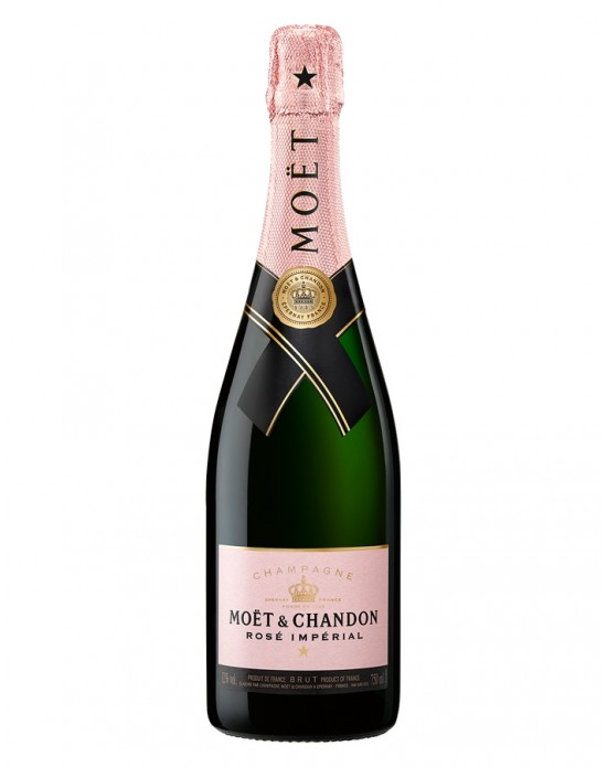 Champagne Moet & Chandon Rose Imperial - 750 ml