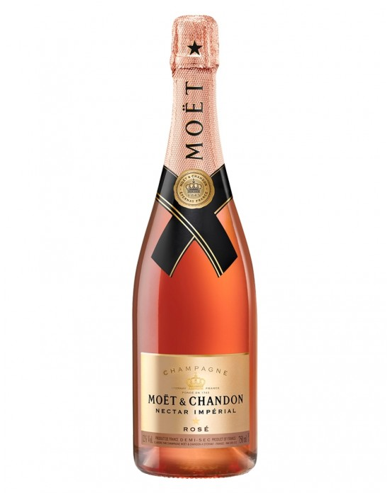 Champagne Moet & Chandon Nectar Rose 750 ml