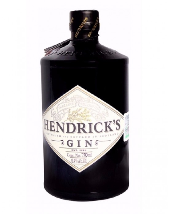 Ginebra Hendricks - 750 ml