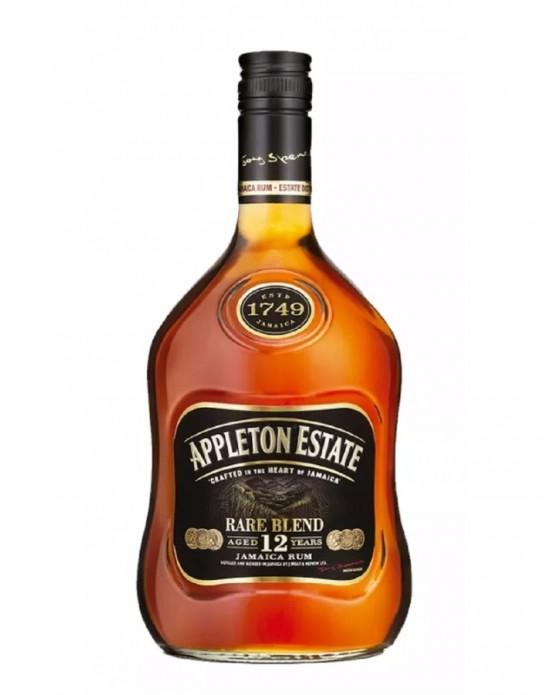 Ron Appleton Estate Rare Blend 12 años - 750 ml