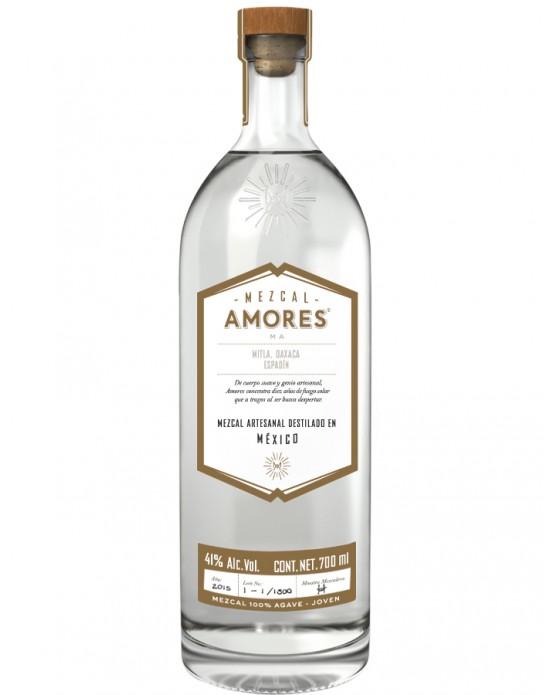 Mezcal Amores Espadin Joven - 750 ml