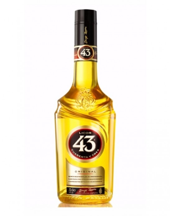 Licor 43 Citricos y Extractos Vegetales - 750 ml