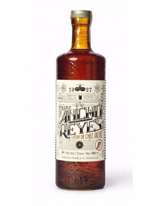 Licor Ancho Reyes de Chile Ancho - 750 ml