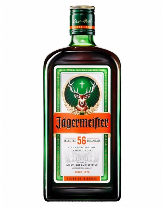 Licor de Hierbas Jägermeister - 700 ml