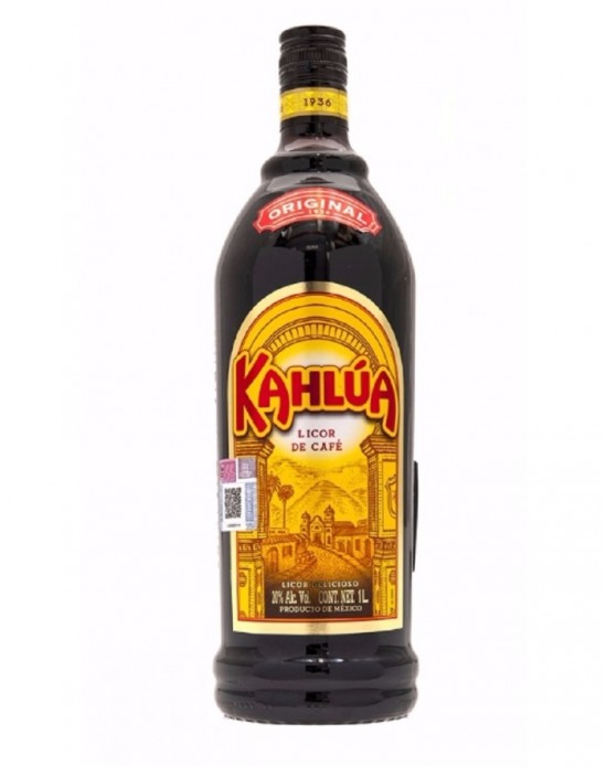 Licor Kahlúa de Café - 1000 ml