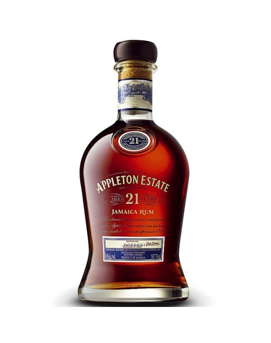 Ron Appleton Estate Rare Blend 21 años - 750 ml
