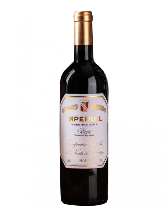 Vino Tinto Cune Imperial Reserva - 750 ml