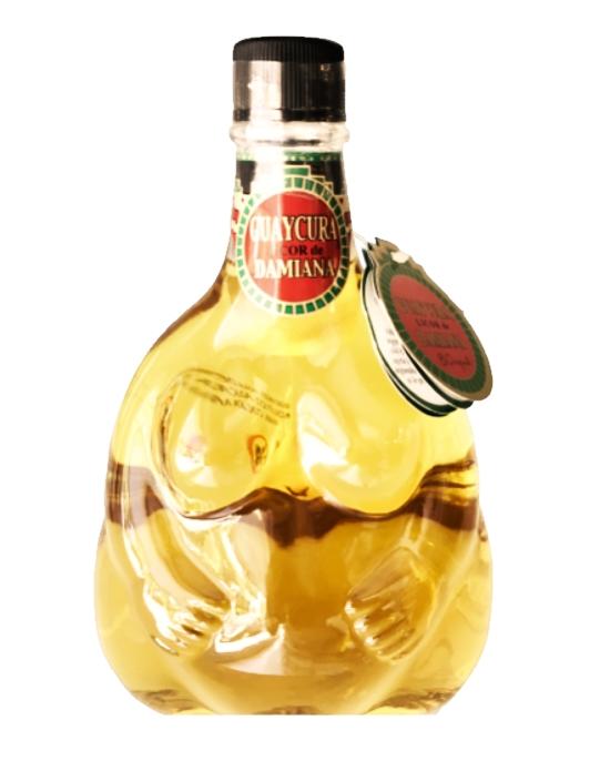 GUAYCURA LICOR DE DAMIANA - 750 ml