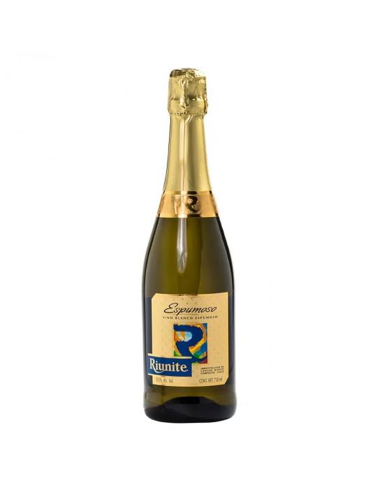 Vino Blanco Espumoso Riunite 750 ml.