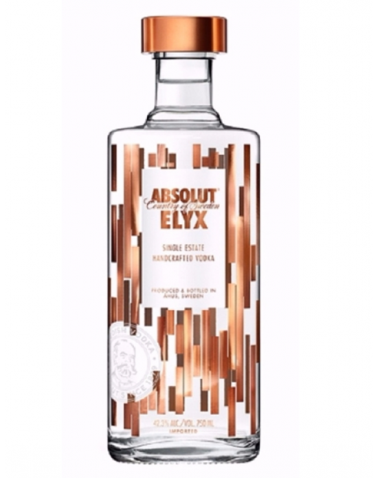 Vodka Absolut Elyx - 750 ml