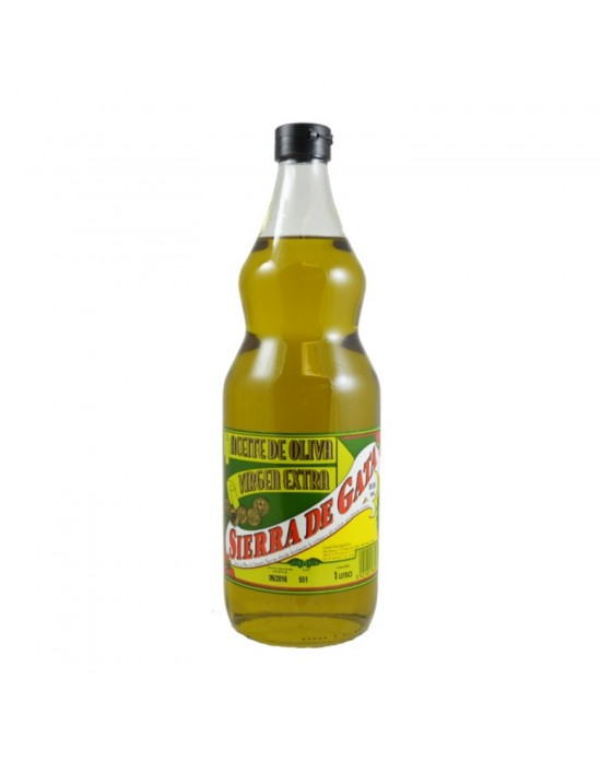 Aceite de Oliva Extra Virgen Sierra de Gata - 1 lt