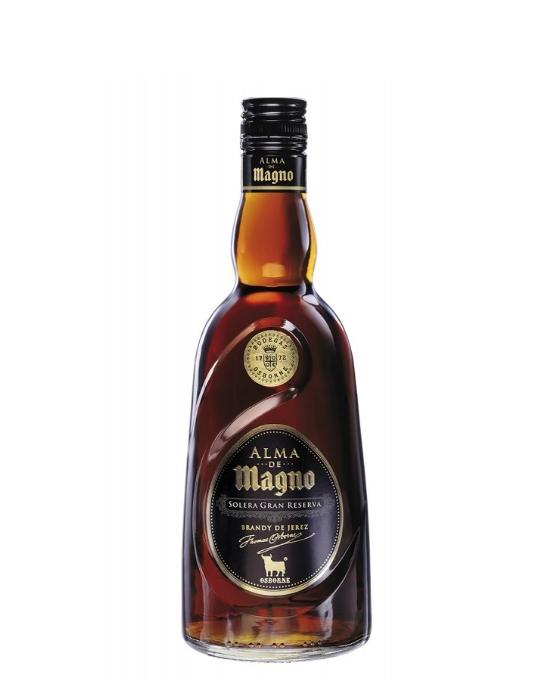 Brandy Alma de Magno de Osborne Solera Gran Reserva - 700 ml