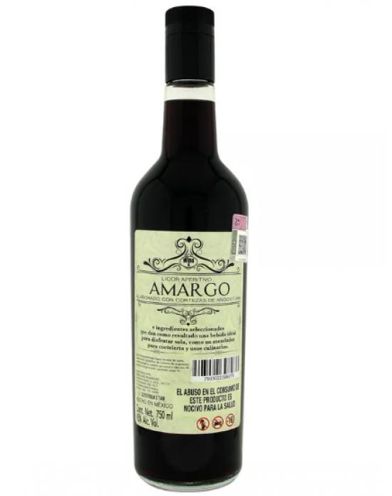 LICOR WIND 4 APERITIVO AMARGO 750ML