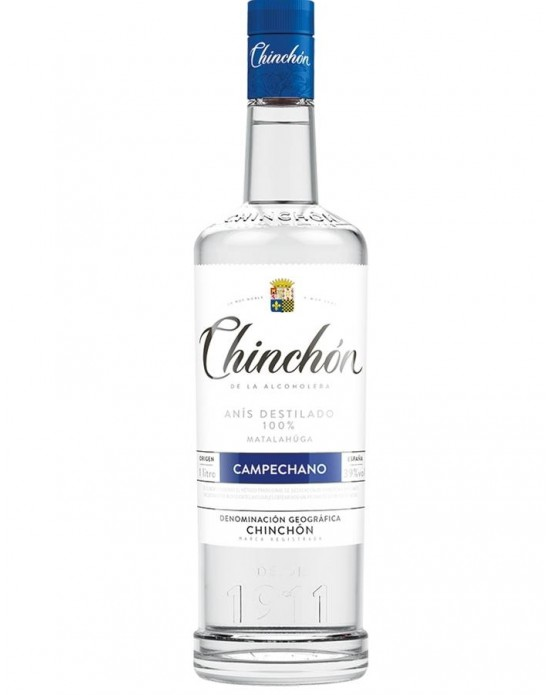 Anis Chinchon Alcoholera Campechano - 1000 ml