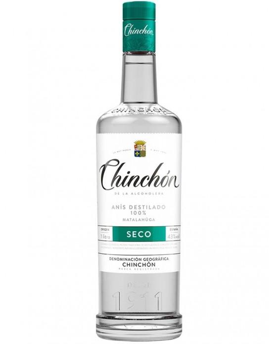 Anis Chinchon Alcoholera Seco - 1000 ml