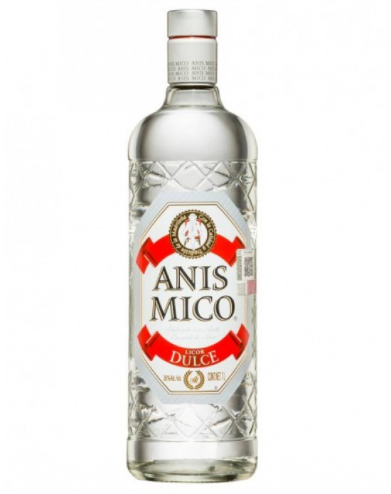 Anis Mico Dulce 1 Lt