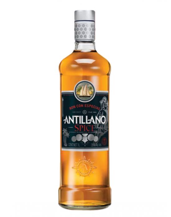 RON ANTILLANO SPICED 1L
