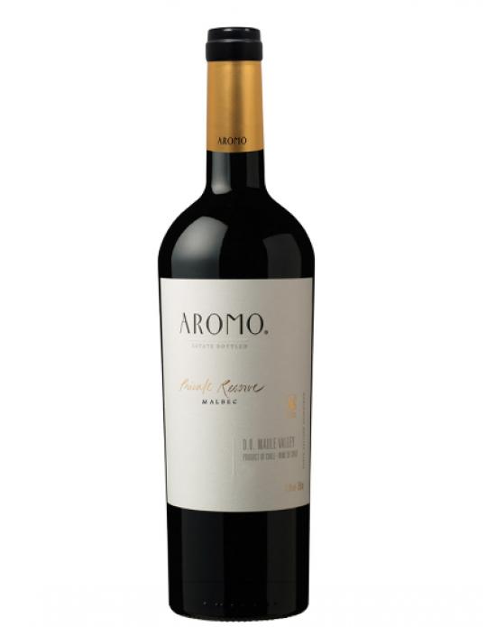 Vino Tinto Aromo Reserva Privada Malbec 750 ml