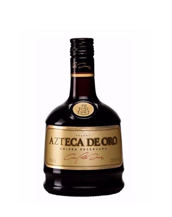 Brandy Azteca de Oro Solera Reservada - 700 ml