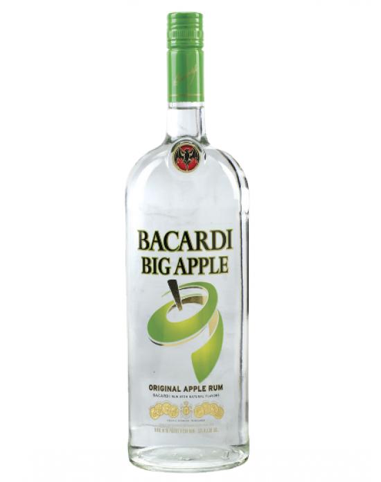 Ron Bacardi Big Apple - 750 ml