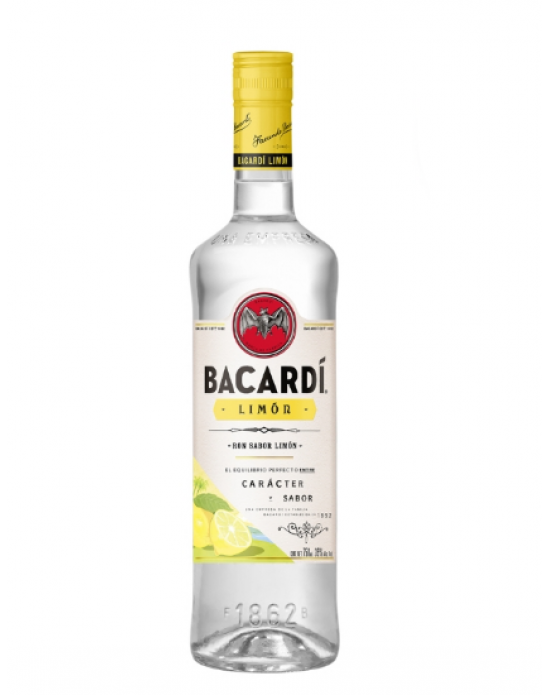 Ron Bacardi Limon - 750 ml