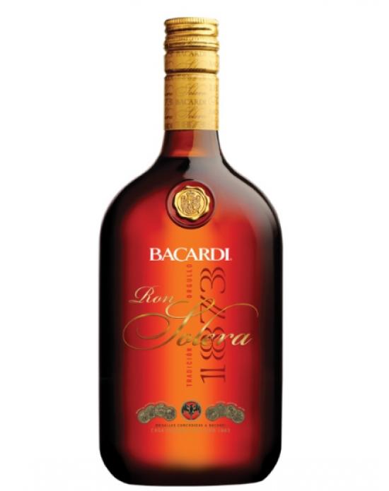 Ron Bacardi Solera 750 - ml
