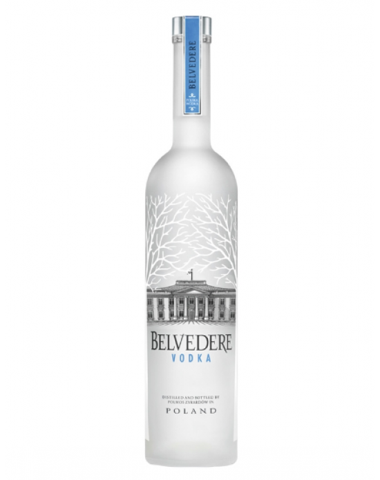 Vodka Belvedere Natural - 700 ml