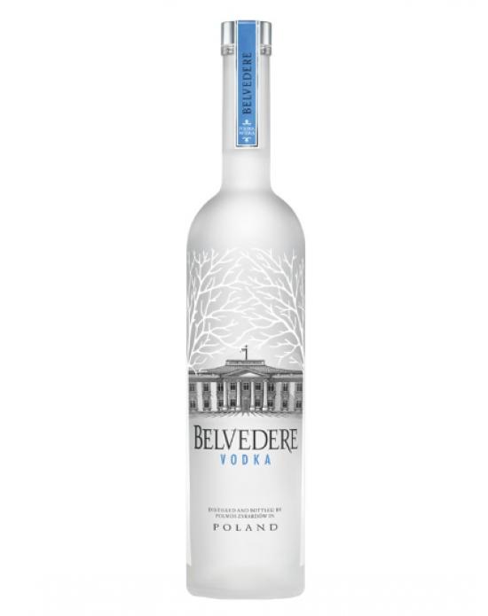 Vodka Belvedere Natural - 700 ml