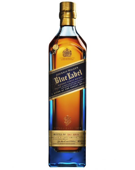 Whisky Johnnie Walker Blue Label - 750 ml