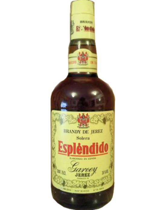 BRANDY DE JEREZ ESPLÉNDIDO SOLERA GARVEY 700 ml