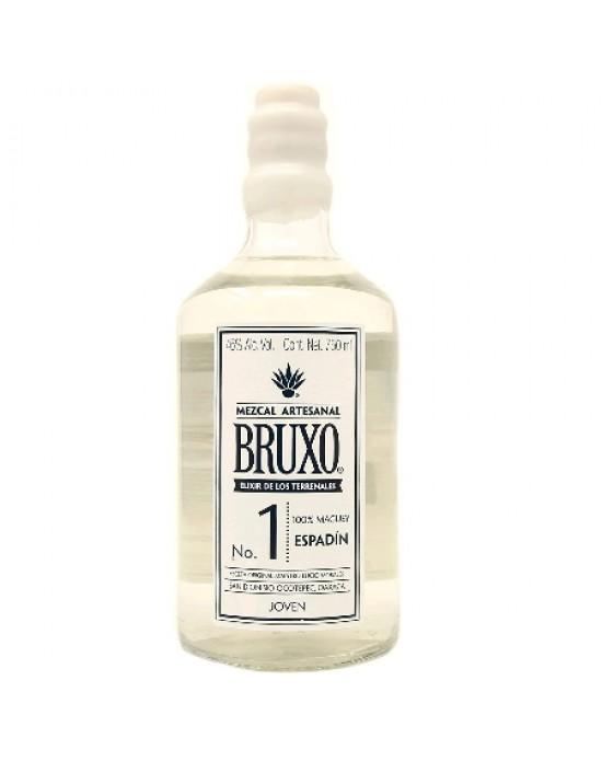 Mezcal Bruxo #1 Espadin Joven 700 ml