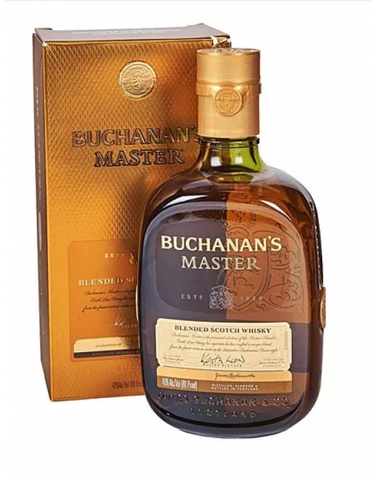 Whisky Buchanan's Master - 1000 ml