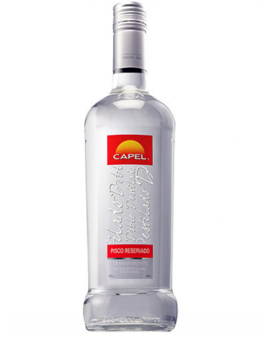 Capel - Pisco Reservado (750ml)