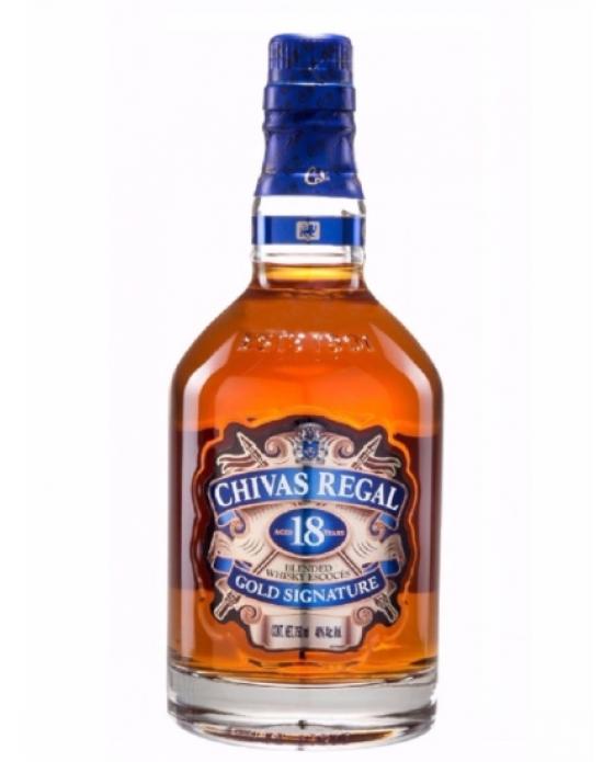 Whisky Chivas Regal 18 Años - 750 ml