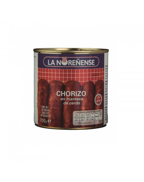 Chorizo La Noreñense - 700 g