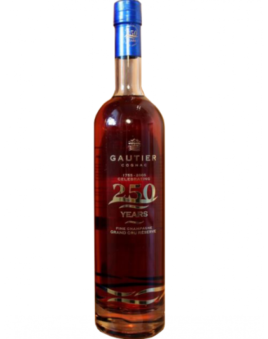 COGNAC GAUTIER  GRAND CRU RESERVA  700 ml