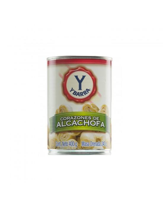 Corazones de Alcachofa  YBARRA 400 G