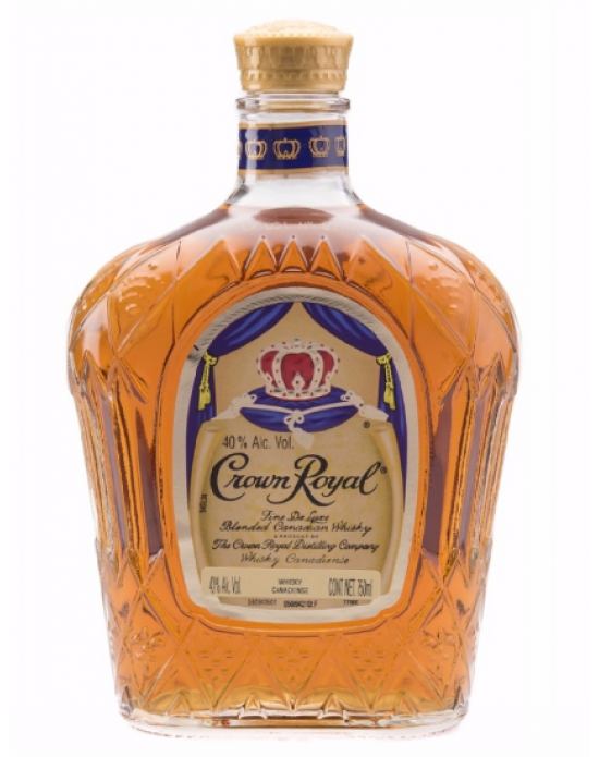 Whiskey Crown Royal - 750 ml