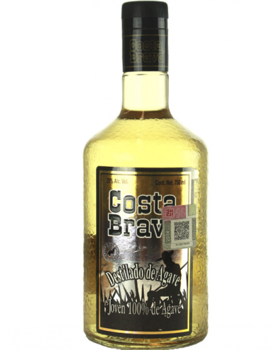 Destilado Costa Brava Agave Ambar 750 Ml