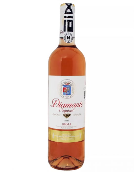 VINO ROSADO DIAMANTE 750ML