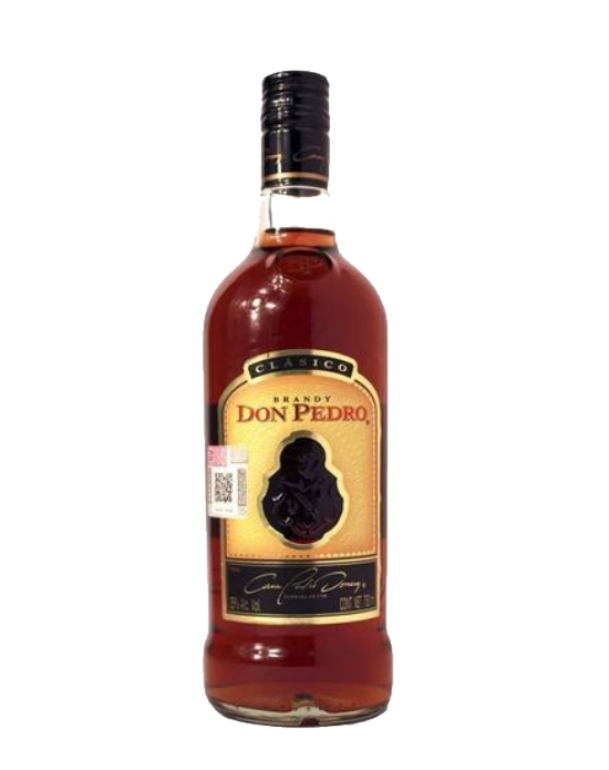 Brandy Don Pedro Clásico -1000 ml