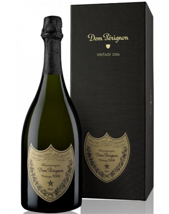 Dom Perignon Brut Champagne - 750 ml