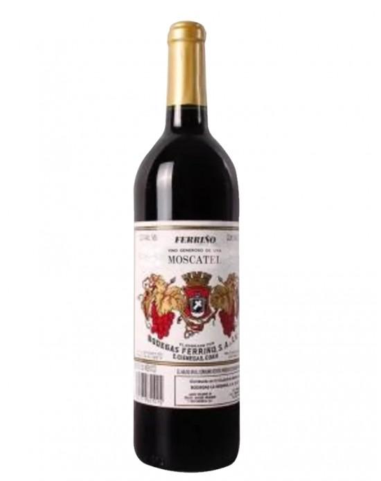 Ferrino Vino Tinto Moscatel 750 ml