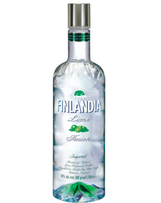 Finlandia Lime Vodka 750 ml