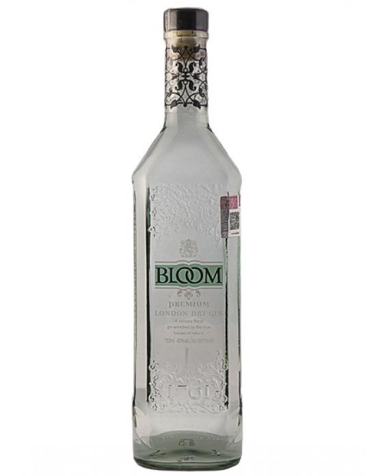 Ginebra Bloom London Dry 750 ml
