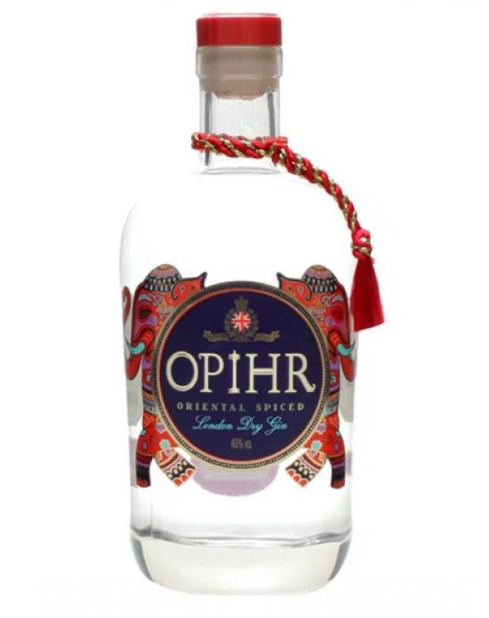 GINEBRA OPIHR ORIENTAL SPICED 750 ML