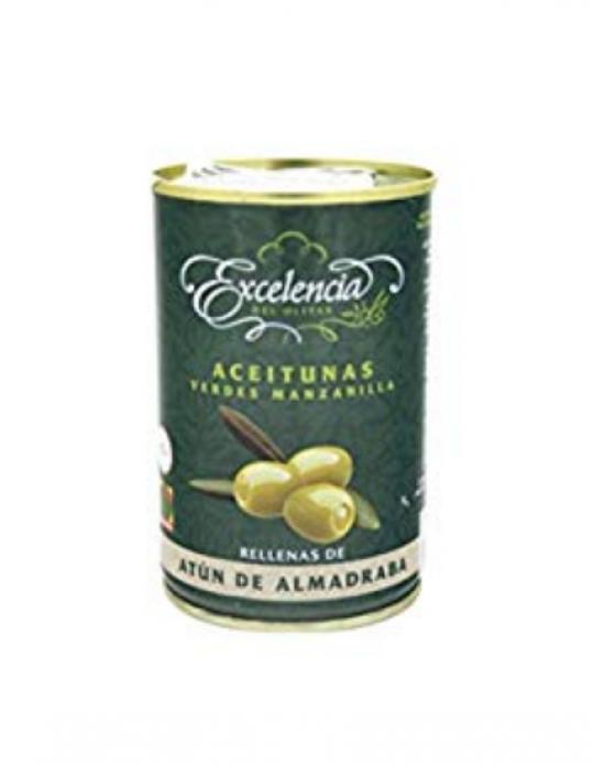 Aceitunas Rellena de Atun Excelencia 300 gr
