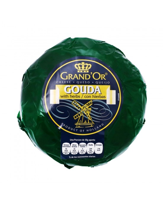 Queso Gouda Grand'Or Baby 400gr