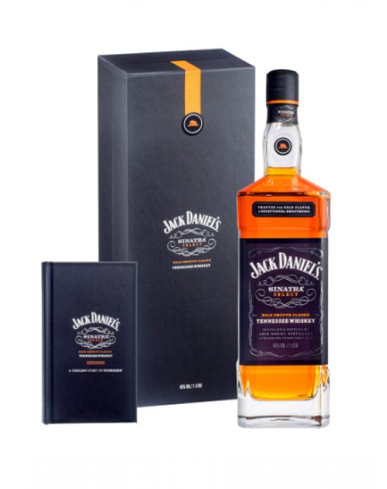 Whiskey Jack Daniel´s Sinatra Edicion Especial- 1000 ml